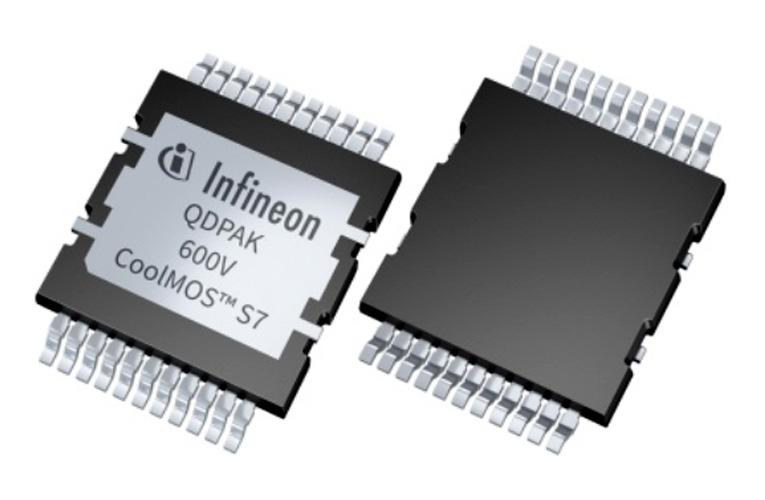 CoolMOS S7 600V Superjunction MOSFET