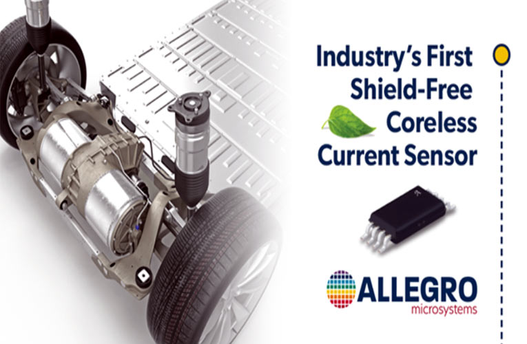 ACS37612 Coreless Current Sensor