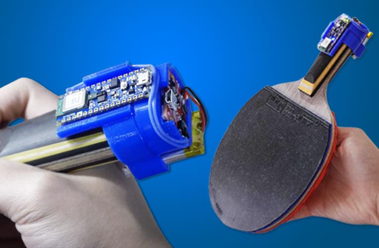 AI Powered Table Tennis Bat