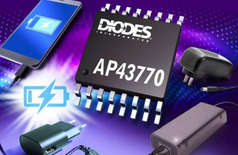 USB PD Controller Supports Standard and Proprietary