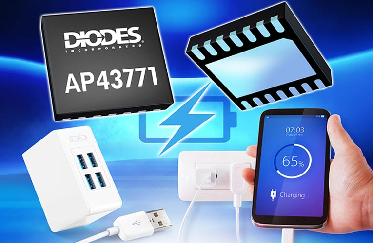 AP43771 USB Type-C Power Delivery (PD) Controller