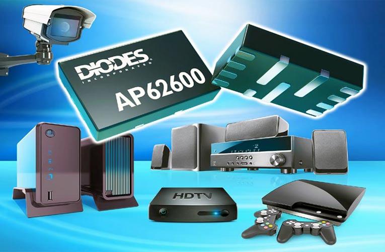AP62600 Synchronous DC-DC Buck Converter