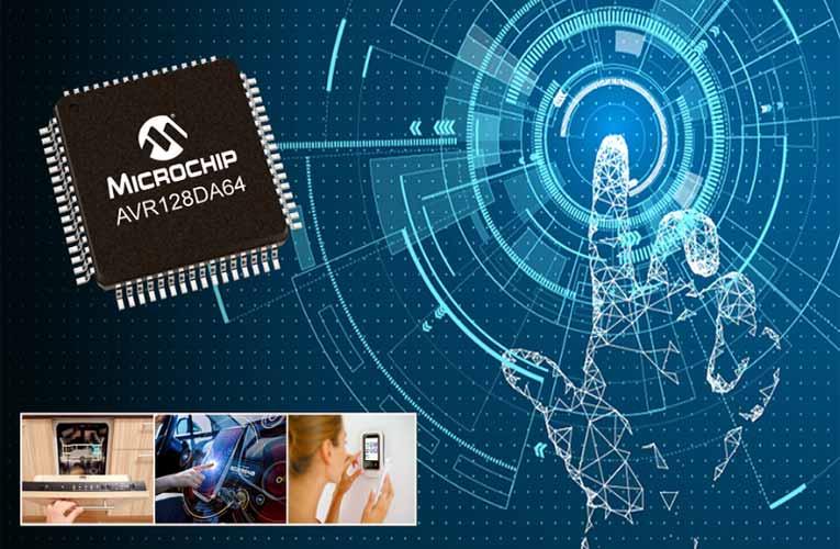 Microchip's AVR DA Microcontrollers