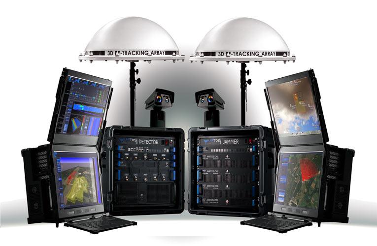 Aaronia AARTOS Drone Detection System