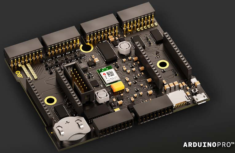 Arduino Edge Control Device for Smart Agriculture