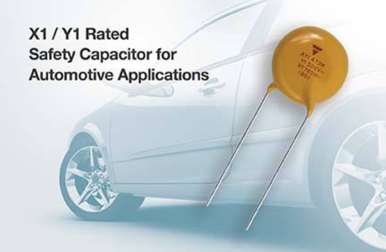 New Ceramic Disc Capacitors for Class X1(760 VAC) /Y1(500 VAC) Applications