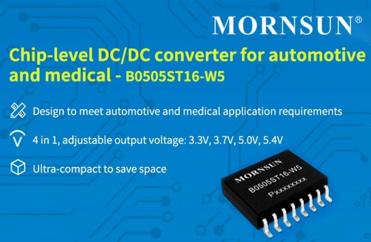 B0505ST16-W5 DC/DC Converter