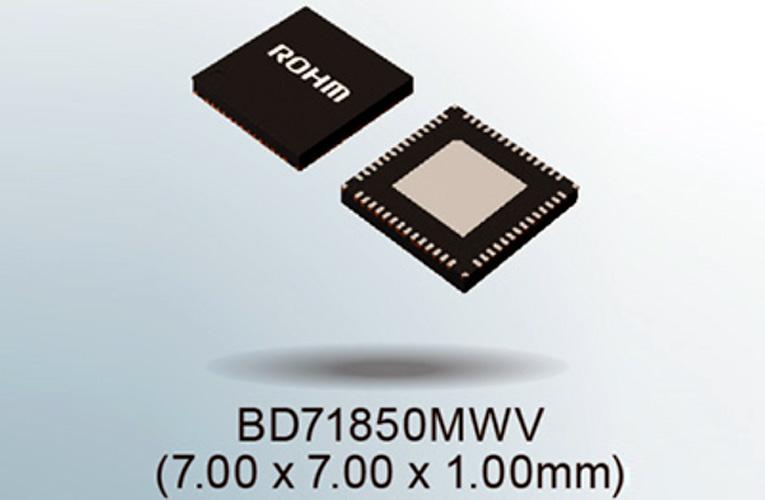 BD71850MWV Power Management IC