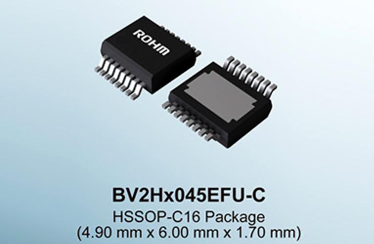 BV2Hx045EFU-C - Automotive Grade Intelligent Power Device