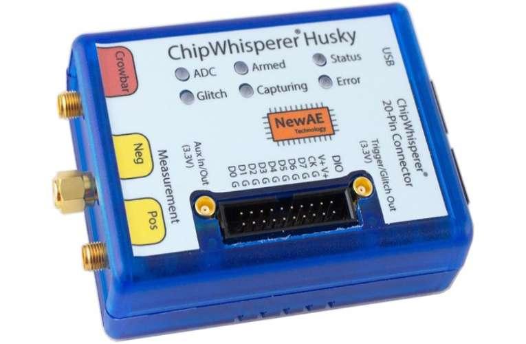 ChipWhisperer Husky