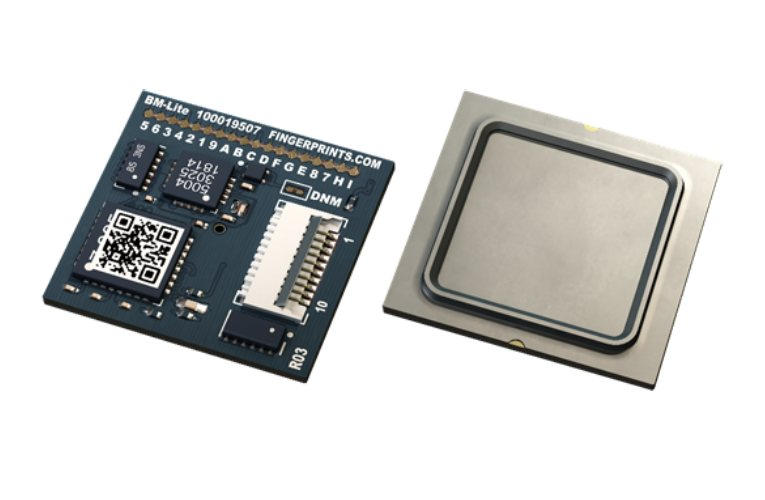 Compact Fingerprint Biometric Module