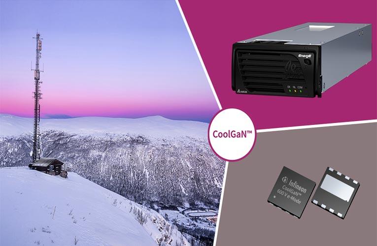 CoolGaN 600V e-mode HEMT from Infineon Technologies