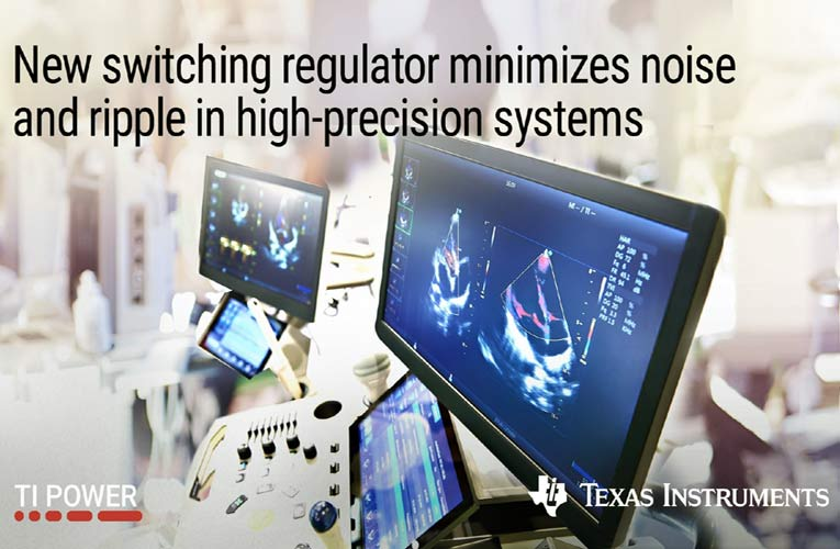 Texas' TPS62912 and TPS62913 DC/DC Switching Regulators