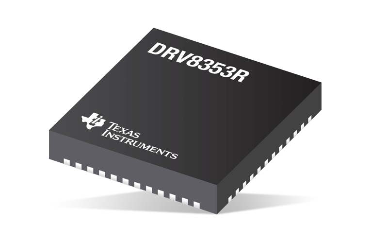 TI's DRV835x Smart Gate Drivers for 3-Phase BLDC Applications
