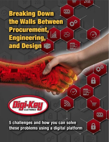 Digi-Key now offers a free eBook on the benefits of implementing API solutions, as well as a new ROI calculator to see the ROI of APIs.