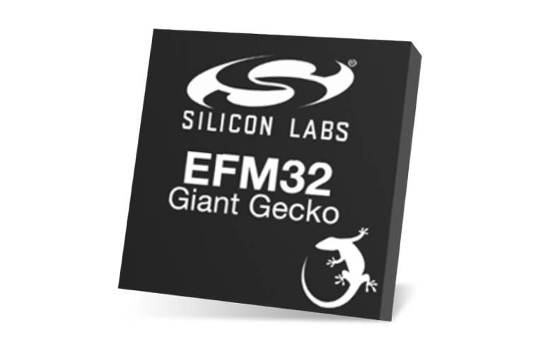 Silicon Labs' Energy-Friendly Giant Gecko 12 MCUs for Smart Devices