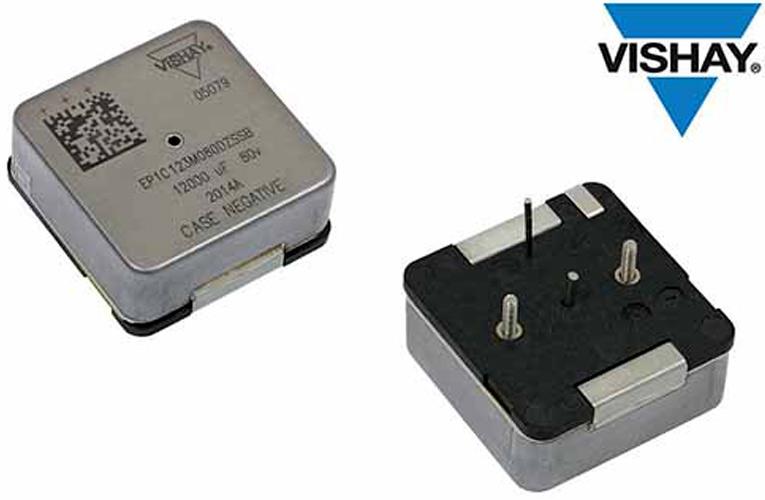 EP1 Wet Tantalum Capacitor from Vishay