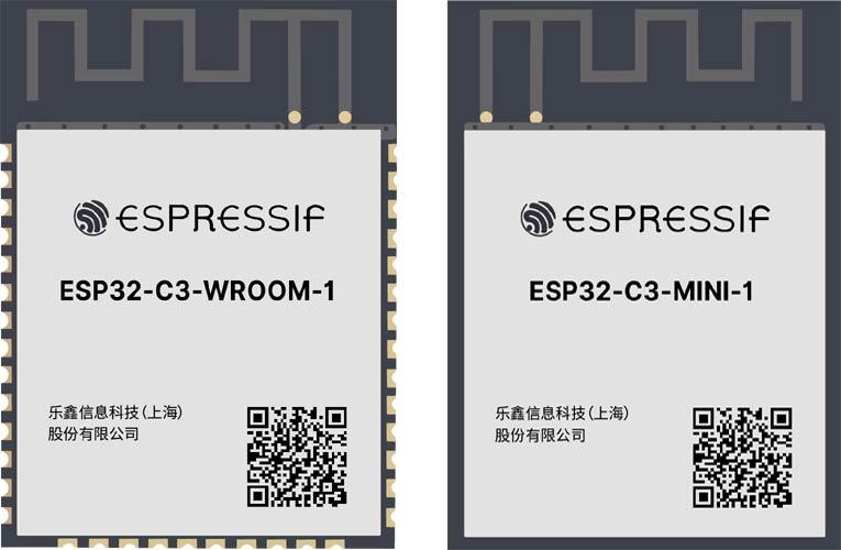 ESP32-C3 Microcontroller from Espressif