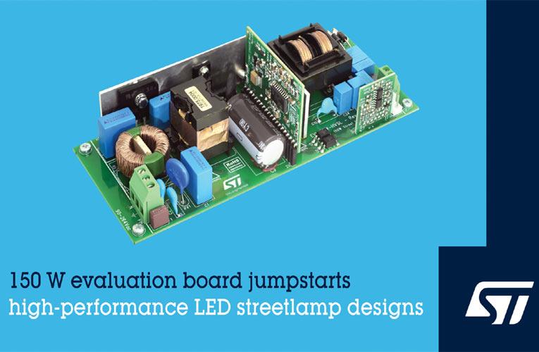 EVL150W-HVSL LED Driver Evaluation Board