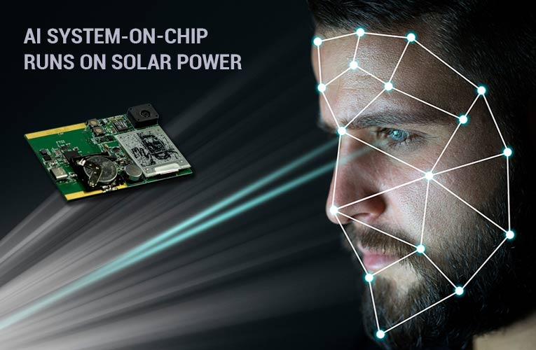 Energy-Efficient AI System-On-Chip