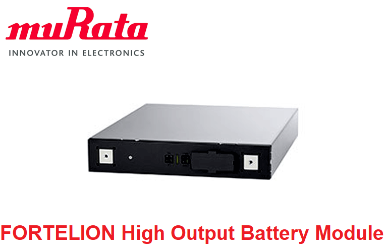 MH1701 FORTELION High Output Battery Module