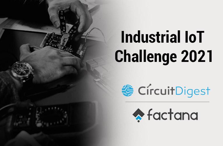 Industrial IoT Challenge 2021