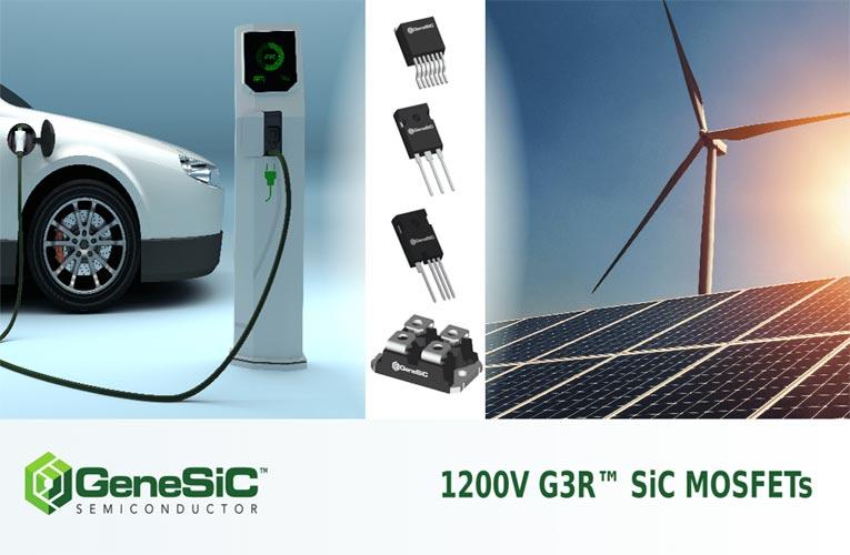 Third-Generation 1200V G3R SiC MOSFETs