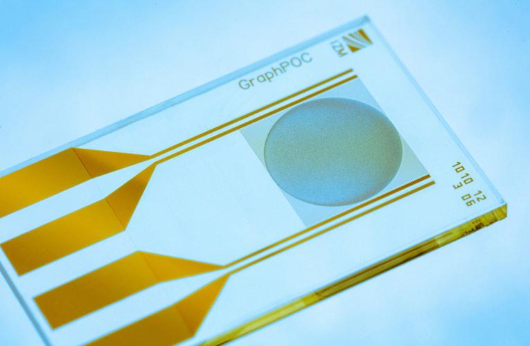 Graph POC - Graphene Oxide-Based Sensor Platform