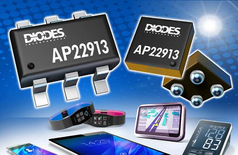 AP22913 – Slew Rate controlled MOSFET Load Switch for USB Peripherals