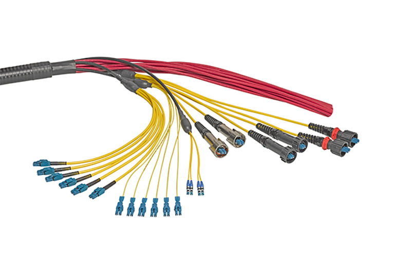 Hybrid FTTA-PTTA Optical Cable Solutions