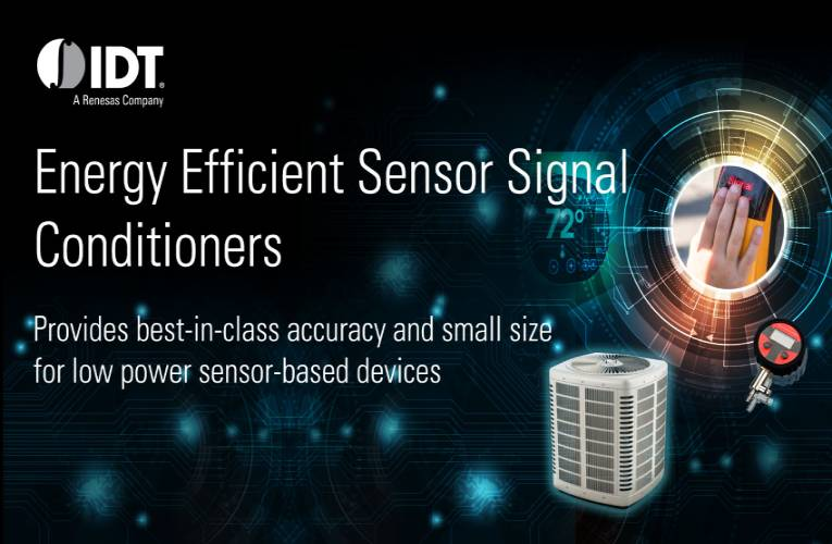 Energy Efficient and Highly Precise 18-Bit Sensor Signal Conditioner for Capacitive Sensor Applications