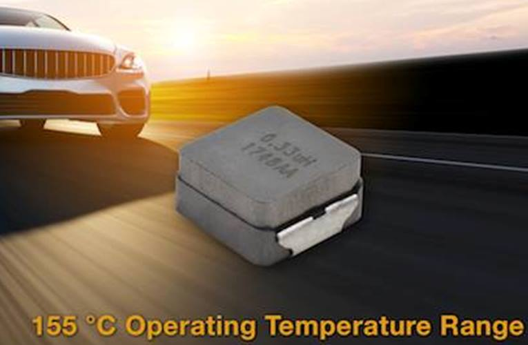 IHLP4040ED5A Automotive Grade Inductors from Vishay Intertechnology