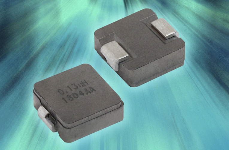 High Temperature IHSR Inductor Offers Higher Current Density for Multi-Phase Power Supplies
