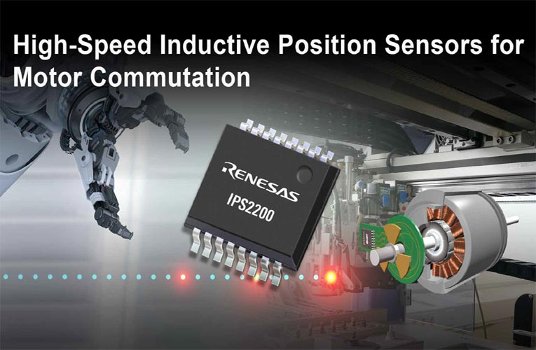 IPS2200 Inductive Position Sensor