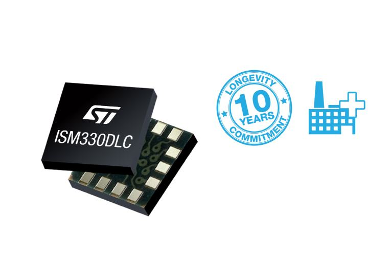 Ultra low power 6-Axis Inertial Module for Industrial Applications