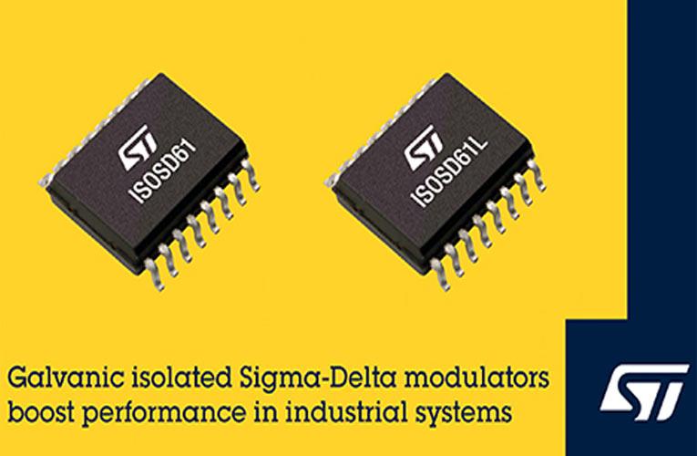 Galvanically Isolated Sigma-Delta Modulators