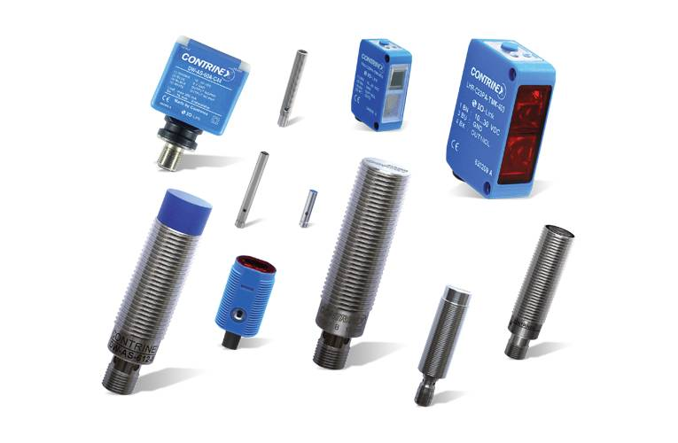 Molex Contrinex Industry 4.0 Inductive and Photoelectric Sensors