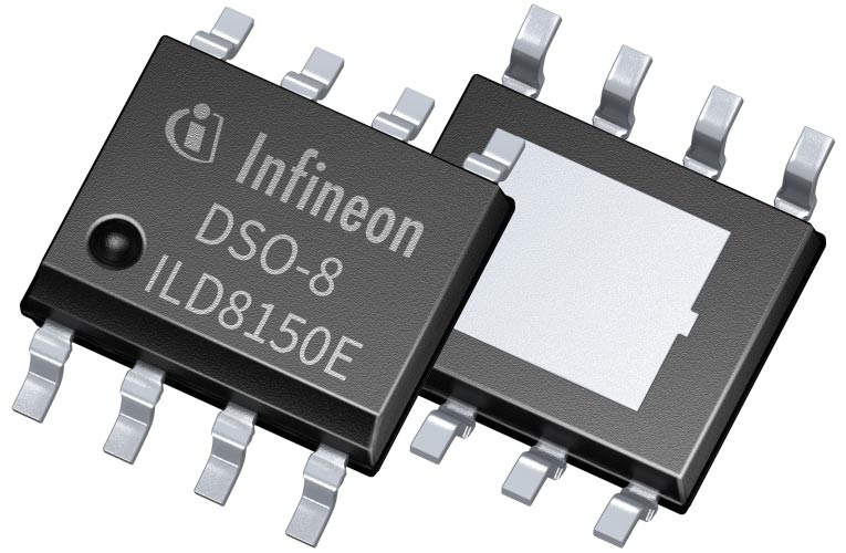 80 V DC-DC Buck LED Driver IC offers Excellent Dimming Performance