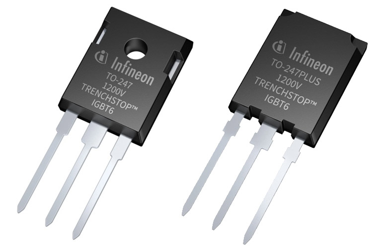 New IGBT6 Series for High Efficiency and Power Density