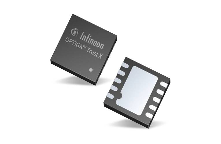 Infineon OPTIGA Trust X Hardware Security Solution