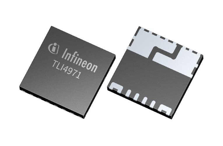 Infineon XENSIV™ TLI4971 Current Sensors for Industrial Applications