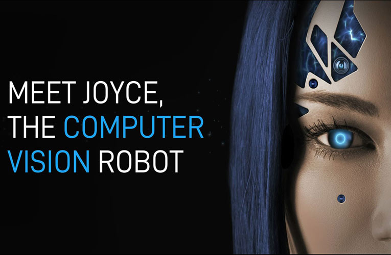Humanoid Robot JOYCE by Computer Vision Community