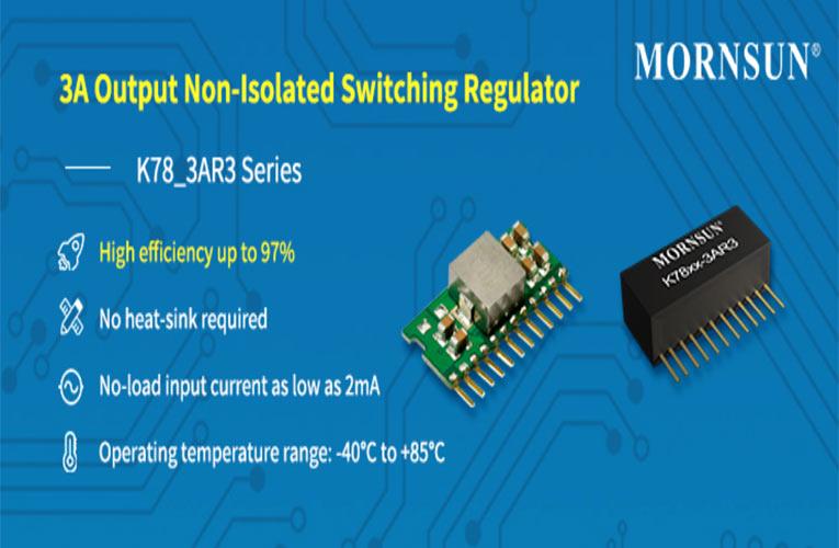 K78-3AR3 Non-Isolated Switching Regulator