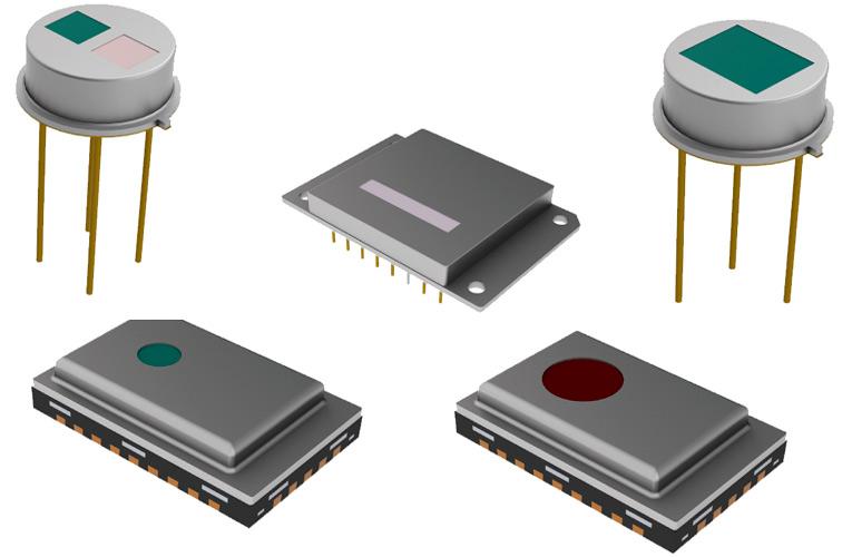 KEMET Passive Infrared Sensors