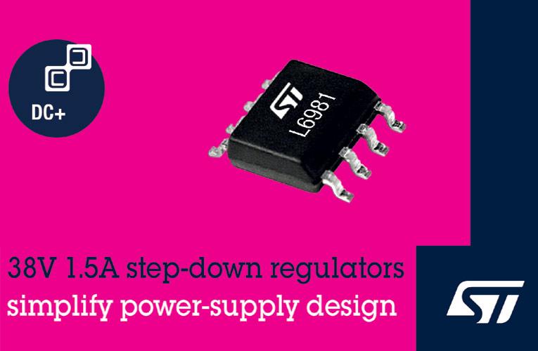 L6981 Synchronous Step-Down Regulators