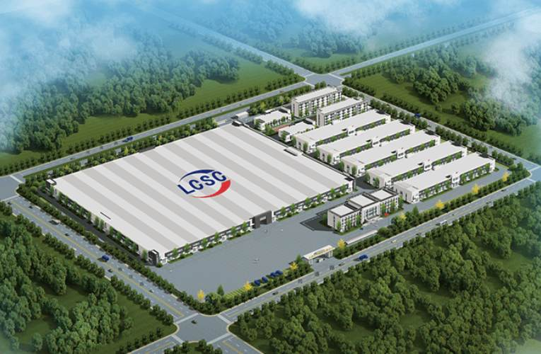 LCSC gearing up with a massive 60,000m2 Warehouse to meet its commitment of Wide Selection and High-quality electronic components