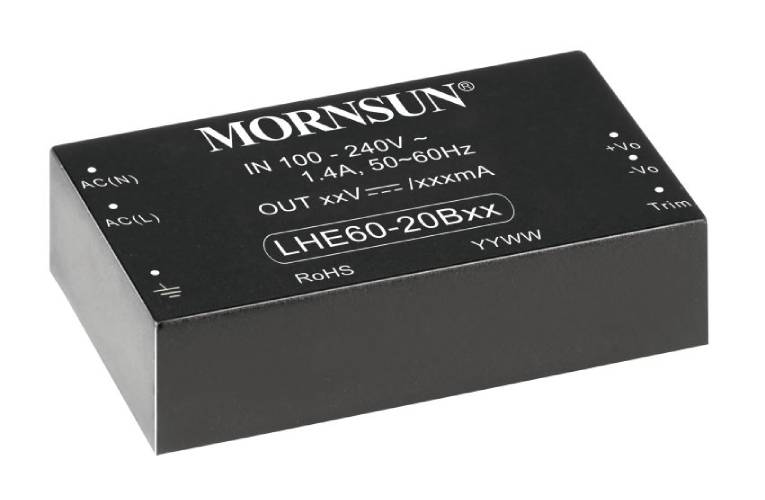 40-60W Cost-effective AC/DC Converters