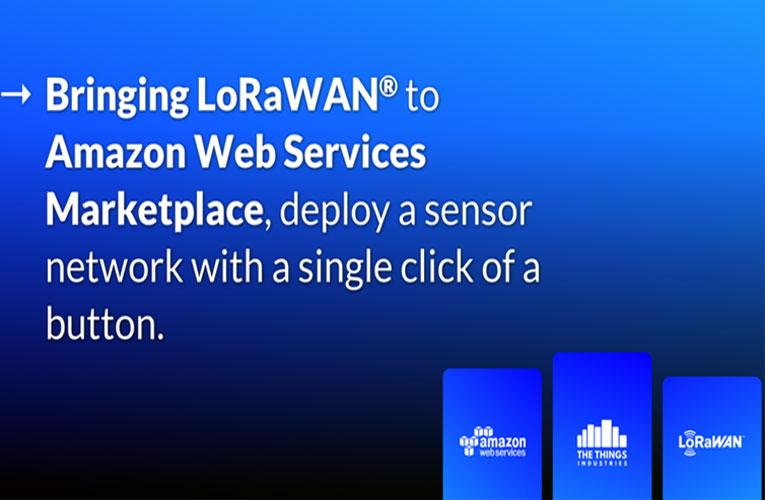 Bringing LoRaWAN to AWS Marketplace