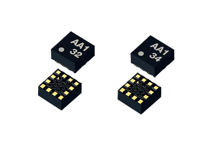 KX132-1211 and KX134-1211 Low Power Accelerometer with Built-in Noise Filtering