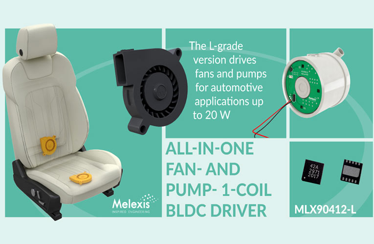 MLX90412-L Pump Driver